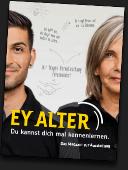 EY ALTER Magazin Cover