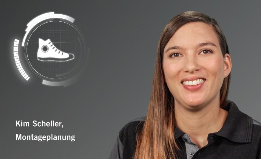 Ergonomie Kim Scheller Mercedes-Benz