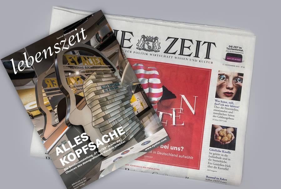 EY ALTER Zeit Magazin