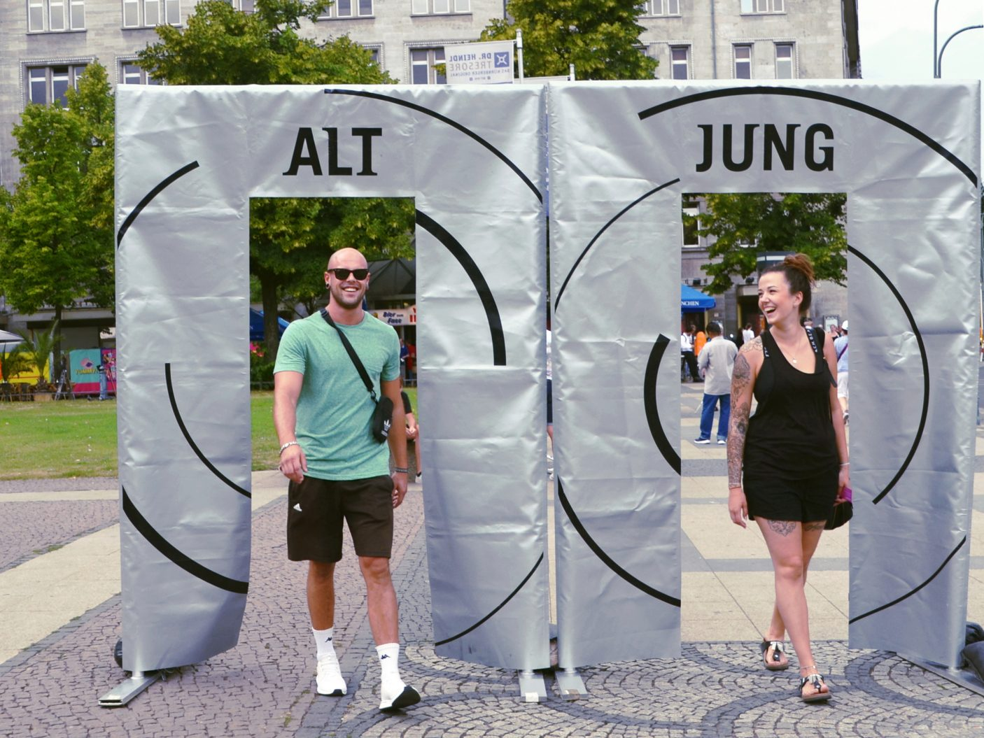Jungs in berlin kennenlernen