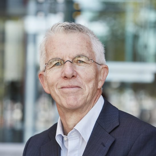 Portrait Prof. Dr. Thomas Straubhaar